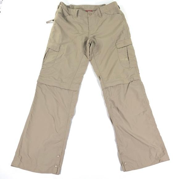 f29839cfa The North Face Pants | North Face Convertible Pant Shorts 8 M Hiking ...
